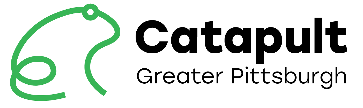 Catapult Greater Pittsburgh Logo (Homepage Link)