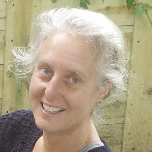 Portrait of Lisa Simon
