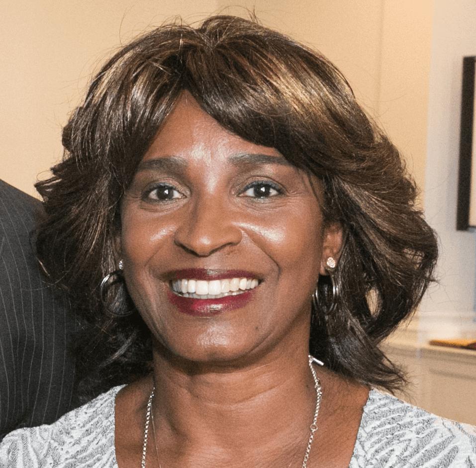 Portrait of Maelene Myers